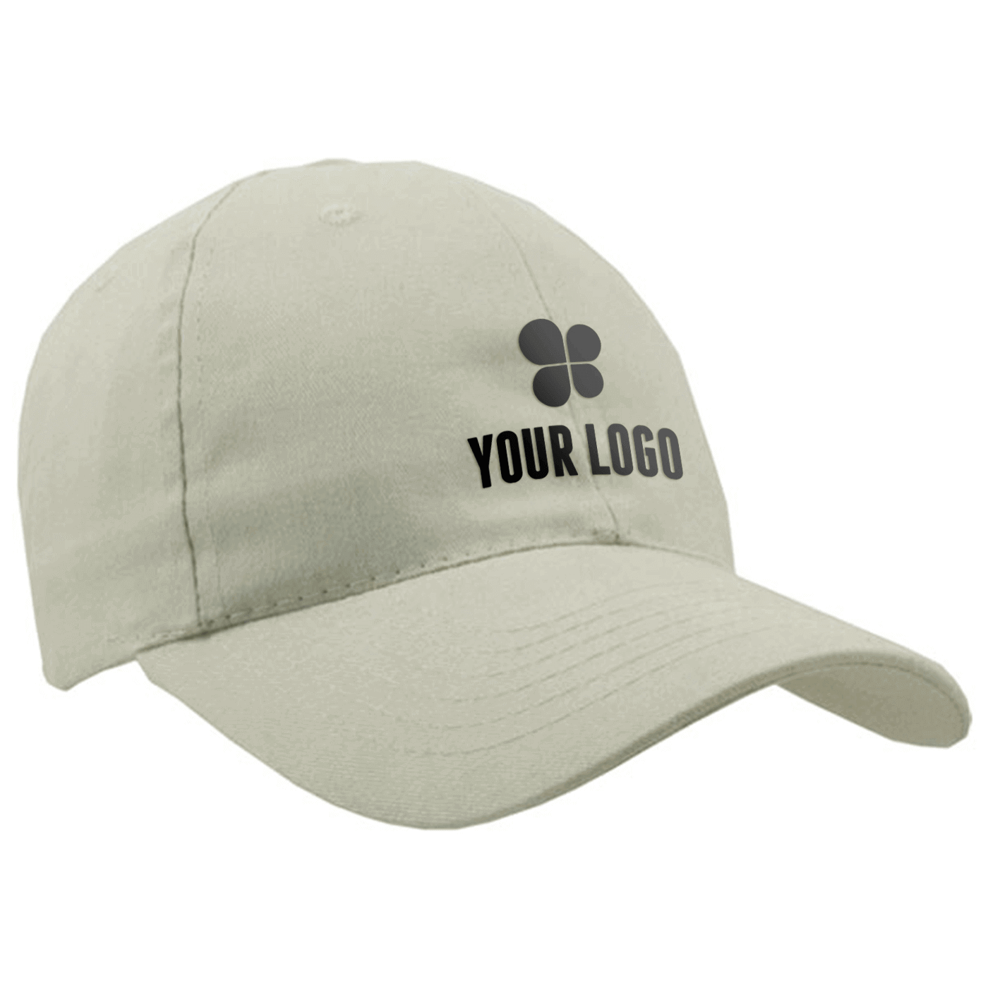 Lightweight Brushed Cotton Twill Cap