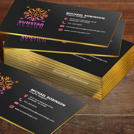 High quality business cards printing fast easy uprinting for Uiuc business cards