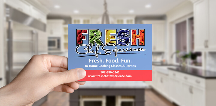 Fresh Chef Experience