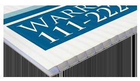 Corrugated Plastic Board