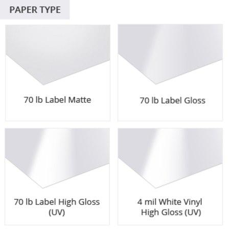 4x3 33 Labels