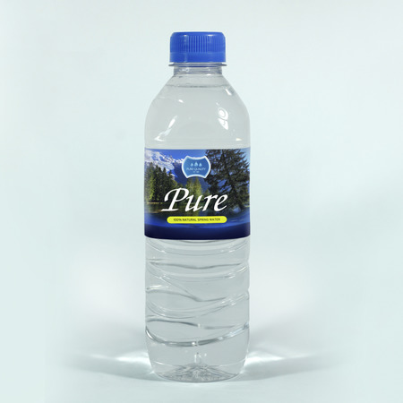 Print Water Bottle Labels - Cut-to-size and Roll | UPrinting