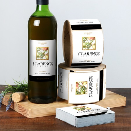 Wine Labels | Uprinting.Com