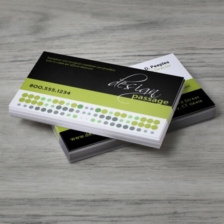 High quality business cards printing fast easy uprinting standard business cards reheart Choice Image