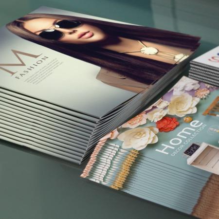 custom catalog printing uprinting