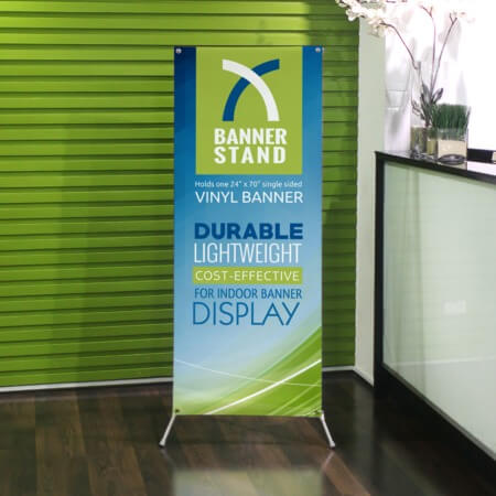 X Banner Stands