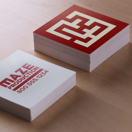 High quality business cards printing fast easy uprinting square business cards colourmoves